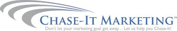Chase-It Marketing: Don't let your Marketing Goal get away, Let us help you Chase-It!™