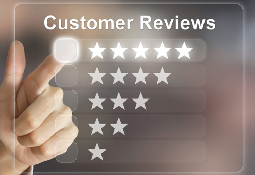 Online Reputation Management from Chase-It Marketing assists in obtaining POSITIVE REVIEWS