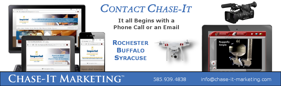 Contact Chase-It Marketing